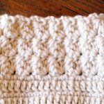 I Had No Idea Boot Cuffs Were So Popular!  Ripple Stitch Boot Cuff Pattern