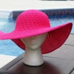Let's Get this Summer Beach Hat Pattern Ready!