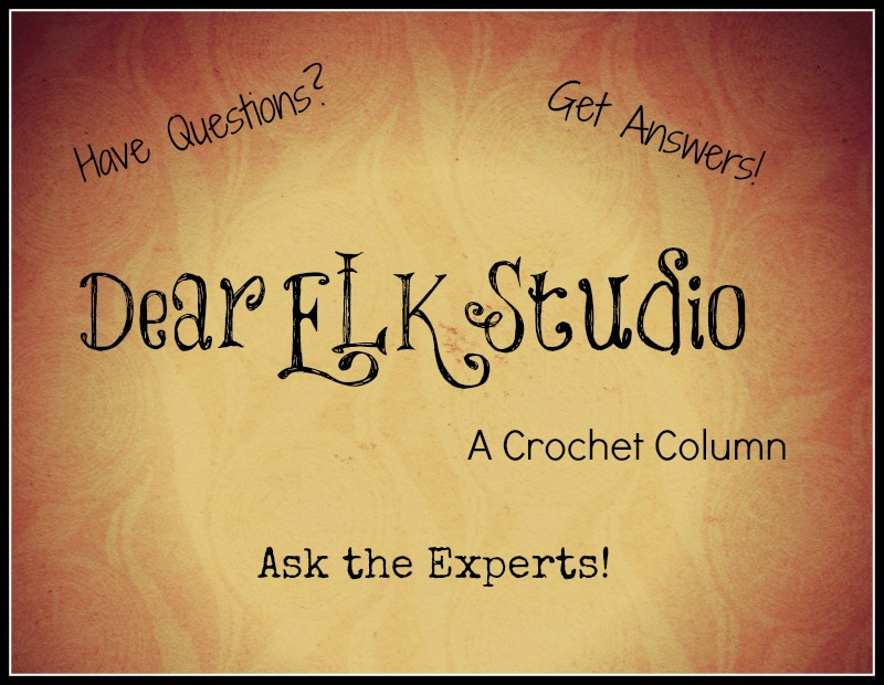 Dear ELK Studio - A Crochet Column #5