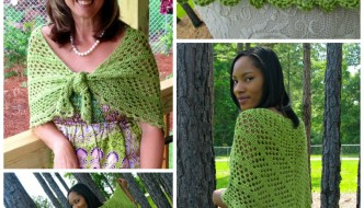 ELK Studio Summer Shawl