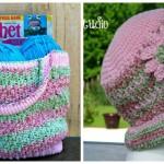Honeysuckle Summer Hat and Bag by ELK Studio