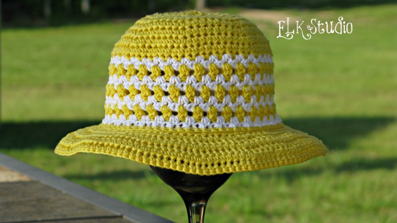 Day Dreams Summer Hat by ELK Studio
