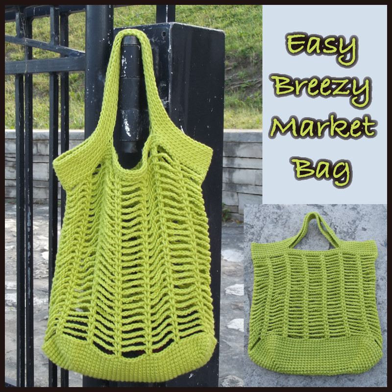 Free Crochet Grocery Bag Pattern Images Knitting Patterns Free