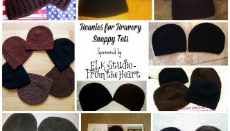 Beanies for Bravery ELK Studio From the Heart