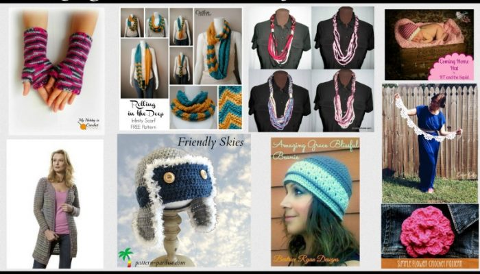 ELK Studio's Saturday Crochet Show Week#15