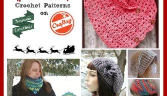 Celebrating Winter Wonderland with 12 FREE Crochet Patterns on Craftsy by ELK Studio #freecrochet