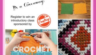 It's a Giveaway Sponsored by Craftsy and Hosted by ELK Studio!