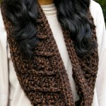 Country Appeal Infinity Scarf Using Bulky Yarn!