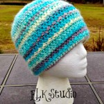 Simple Sweetness by ELK Studio #crochet #beanie #freepattern