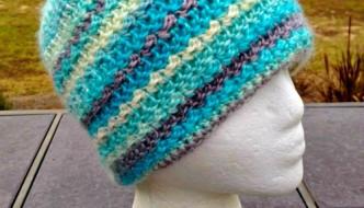 Simple Sweetness by ELK Studio #crochet #beanie #freepattern