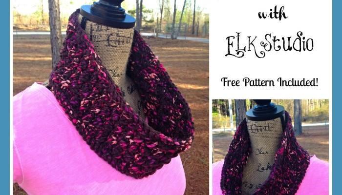 Yarn Discovery #5 by ELK Studio #crochet #freepattern