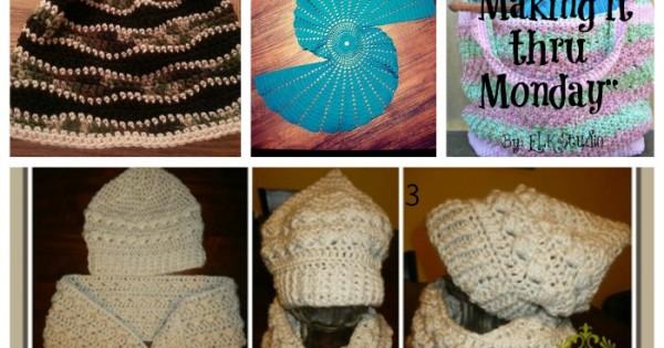 Making it thru Monday Crochet Review #81 #crochet