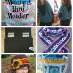 """Making it thru Monday"" Crochet Review #83"