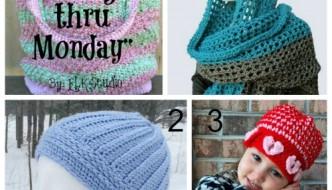Making it thru Monday Crochet Review #84 by ELK Studio #crochet