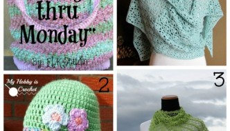 Making it thru Monday Crochet Review #85 by ELK Studio Featured Image
