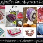 ELK Studio's Saturday Crochet Show #21