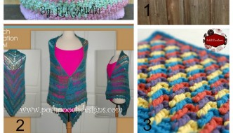 Making it thru Monday Crochet Review #87 by ELK Studio #crcohet