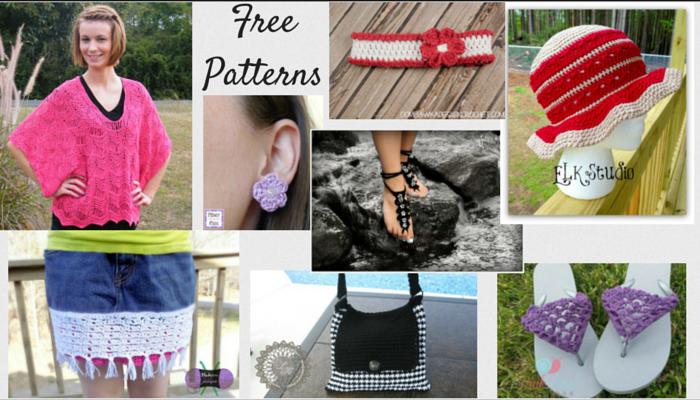 ELK Studio's Saturday Crochet Show!  #freepatterns #crochetpatterns