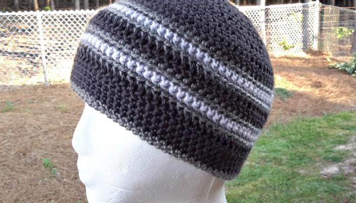 Stay Strong Beanie by ELK Studio #crochet #freepattern #craft #DIY