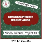 Christmas Present Crochet-Along Project #1 Tutorial