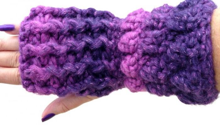 Christmas Present Crochet-Along Project #4 Bulky Yarn!