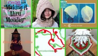 """Making it thru Monday"" Crochet Review #99"